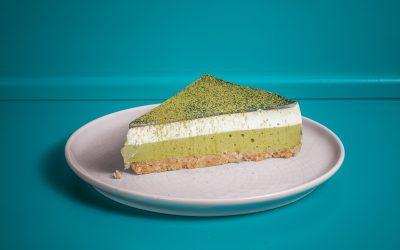 Matcha Rare Cheesecake – 5€