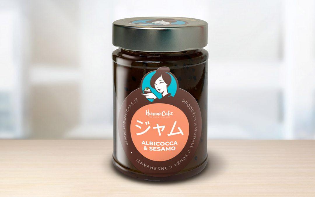 marmellata albicocca & sesamo