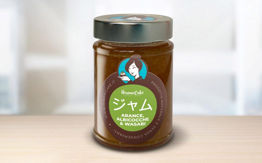 marmellata arance albicocche & wasabi