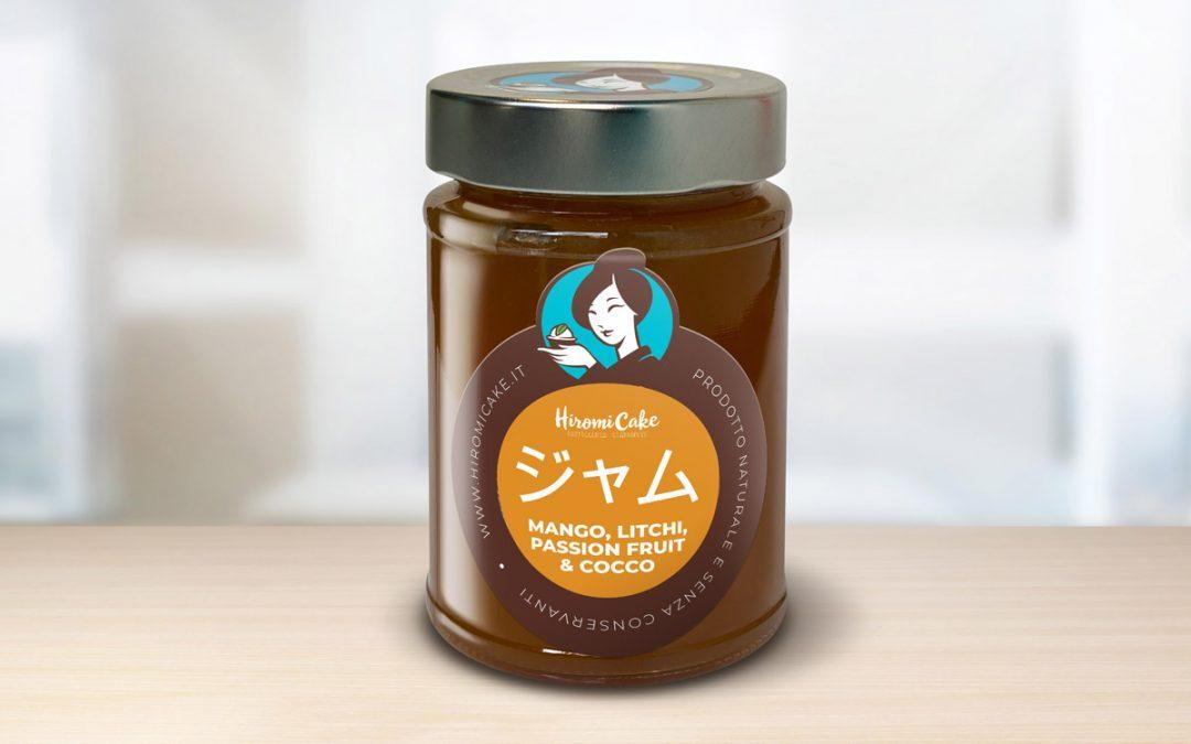 marmellata mango litchi & zenzero