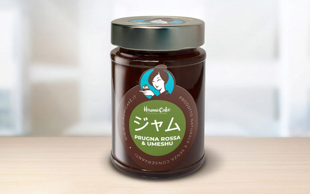 marmellata prugna rossa & umeshu
